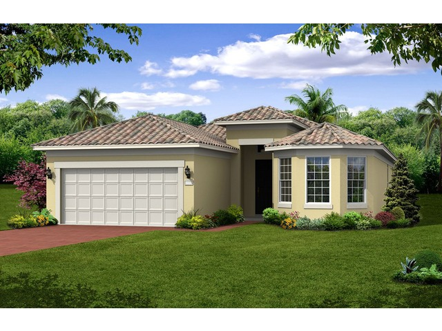 Rainer Model Home Available in Verona Walk Naples