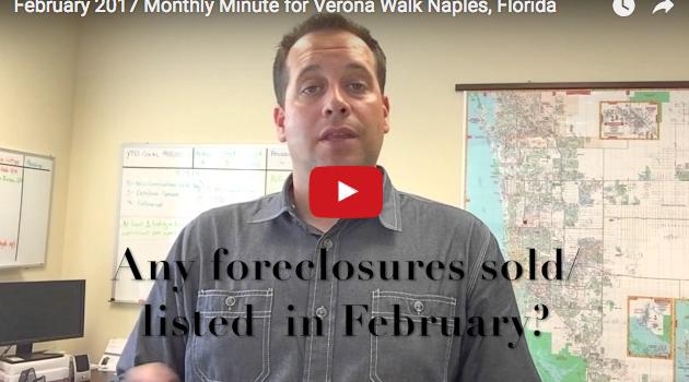 February 2017 Verona Walk Monthly Minute